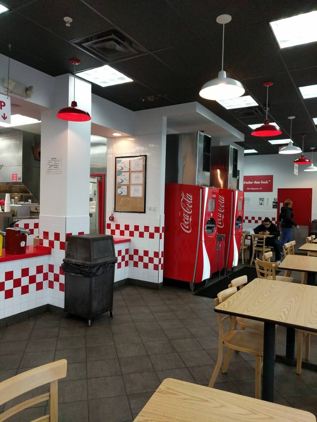 Five Guys | meal takeaway | 701 Frank E Rodgers Blvd S, Harrison, NJ 07029, USA | 9734845047 OR +1 973-484-5047