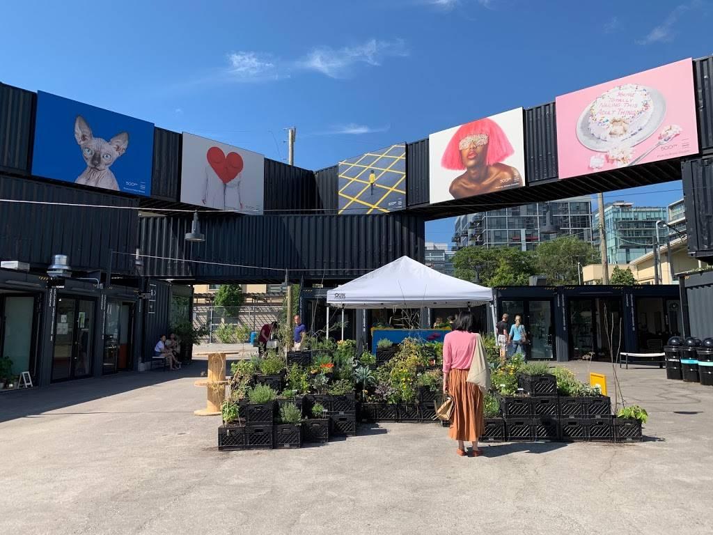 stackt market | shopping mall | 28 Bathurst St, Toronto, ON M5V 0C6, Canada