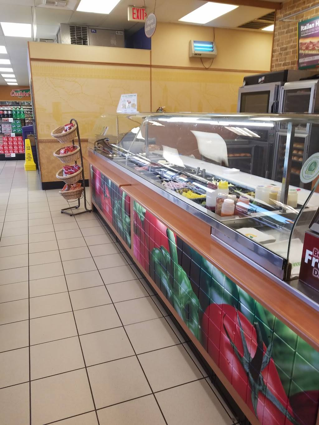 Subway | meal takeaway | 3005 Loreauville Rd, New Iberia, LA 70560, USA | 3375600171 OR +1 337-560-0171