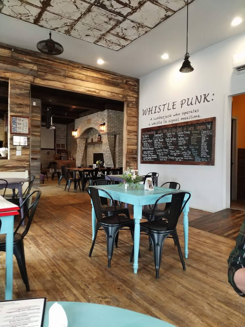 Whistle Punk Grill & Taphouse   restaurant   35 E Main St, Richwood, WV 26261, USA   3048462020 OR +1 304-846-2020