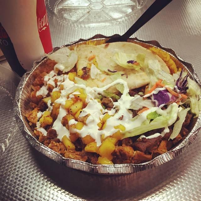 Juicy! Halal Mediterranean   restaurant   370 W Pleasantview Ave, Hackensack, NJ 07601, USA   2018807277 OR +1 201-880-7277