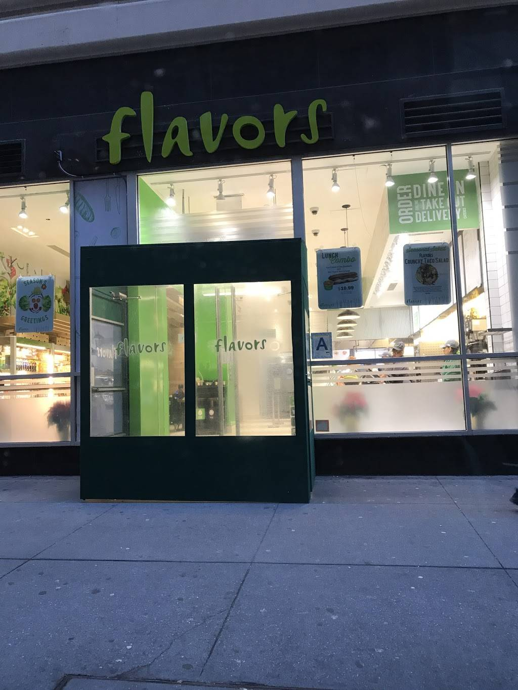 Flavors   restaurant   42 Broadway, New York, NY 10004, USA   2126689800 OR +1 212-668-9800