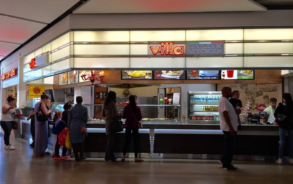 Villa Italian Kitchen | restaurant | 10300 Little Patuxent Pkwy Ste 1400, Columbia, MD 21044, USA | 4109970614 OR +1 410-997-0614