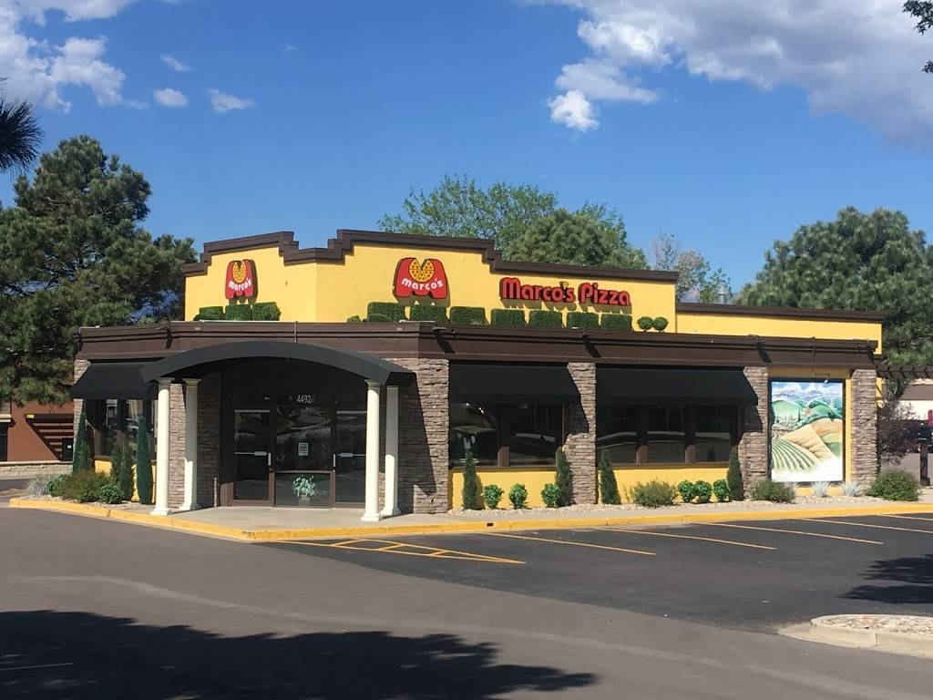 Marcos - Austin Bluffs | meal delivery | 4492 Austin Bluffs Pkwy, Colorado Springs, CO 80918, USA | 7192033599 OR +1 719-203-3599
