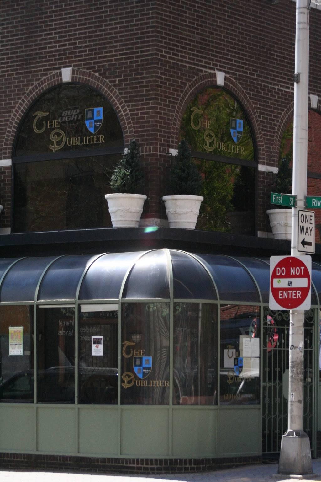 The Dubliner Hoboken   restaurant   96 River St, Hoboken, NJ 07030, USA   2016567731 OR +1 201-656-7731