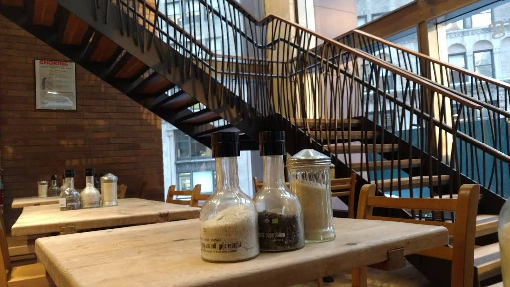 Le Pain Quotidien | restaurant | 3 Park Ave, New York, NY 10016, USA | 2127792905 OR +1 212-779-2905