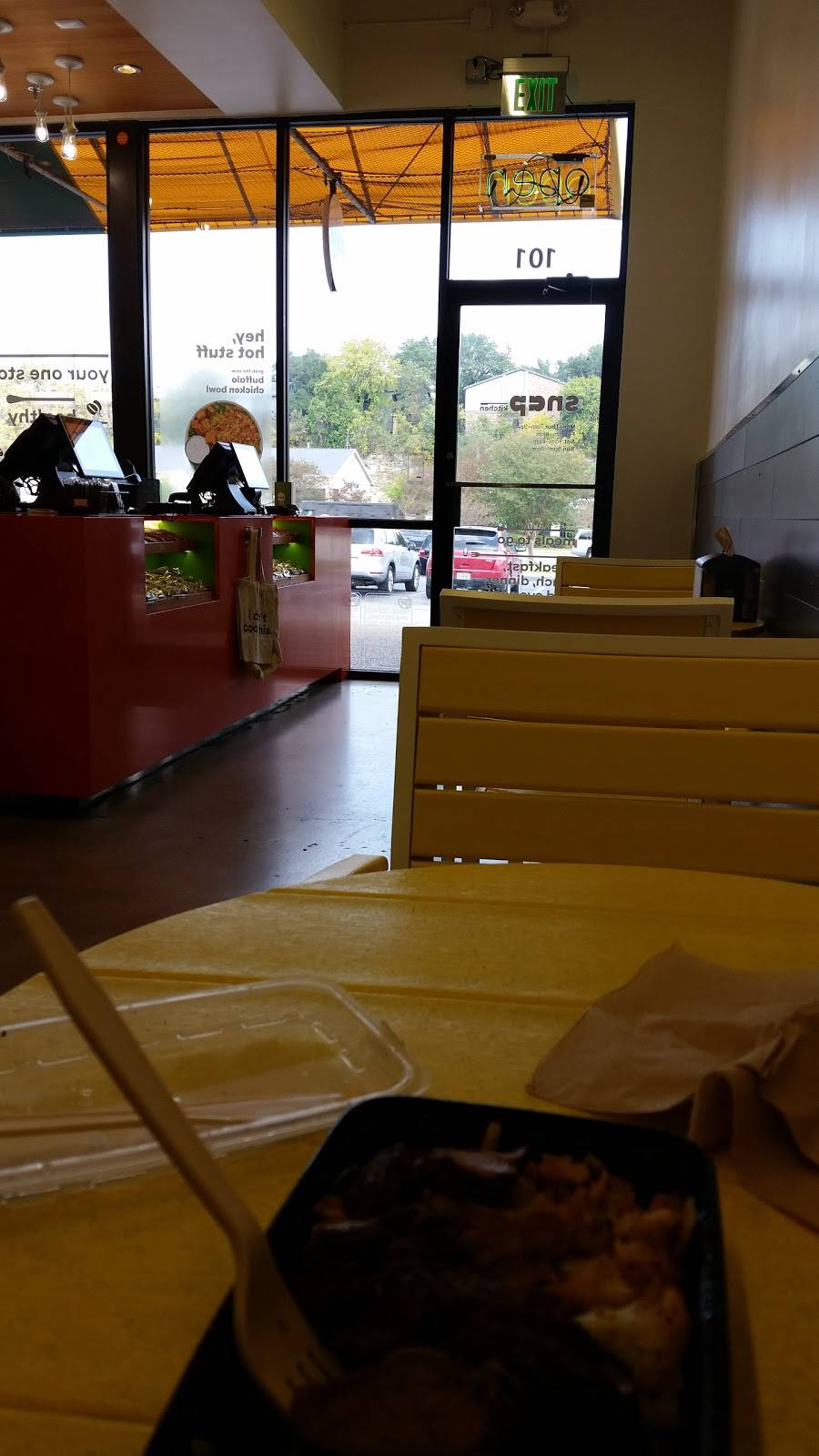 Snap Kitchen Restaurant 3563 Far West Blvd Austin Tx 78731 Usa