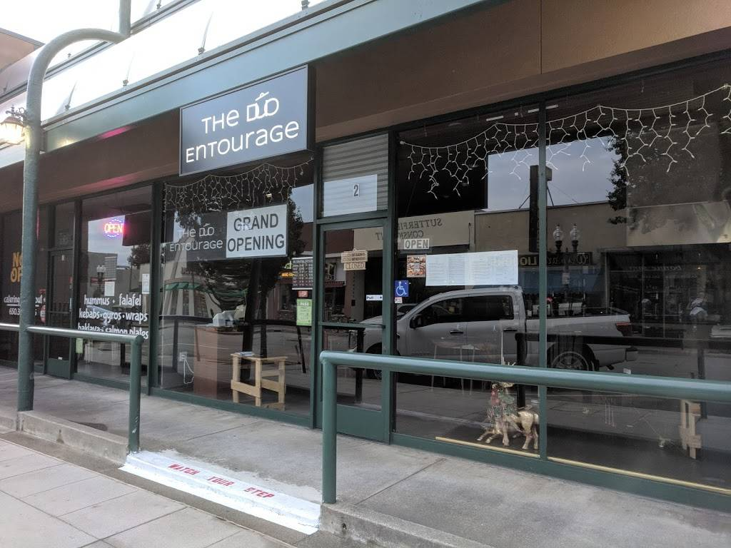 The Duo Entourage | restaurant | 1199 Broadway #2, Burlingame, CA 94010, USA | 6503897663 OR +1 650-389-7663