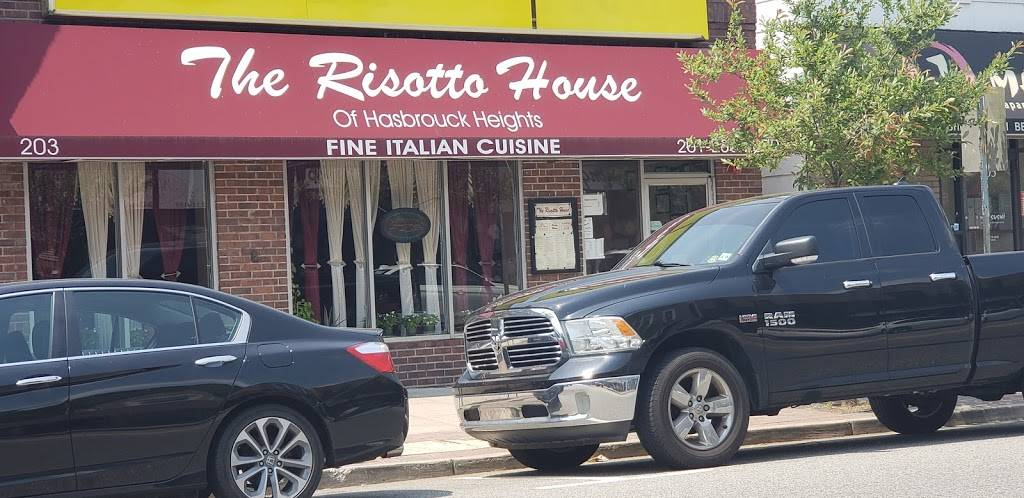 The Risotto House Of Hasbrouck Heights | restaurant | 203 Boulevard, Hasbrouck Heights, NJ 07604, USA | 2012882070 OR +1 201-288-2070