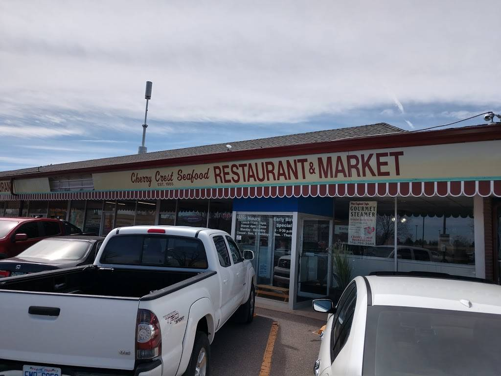 Cherry Crest Seafood Restaurant & Market | restaurant | 5909 S University Blvd, Greenwood Village, CO 80121, USA | 3037982600 OR +1 303-798-2600