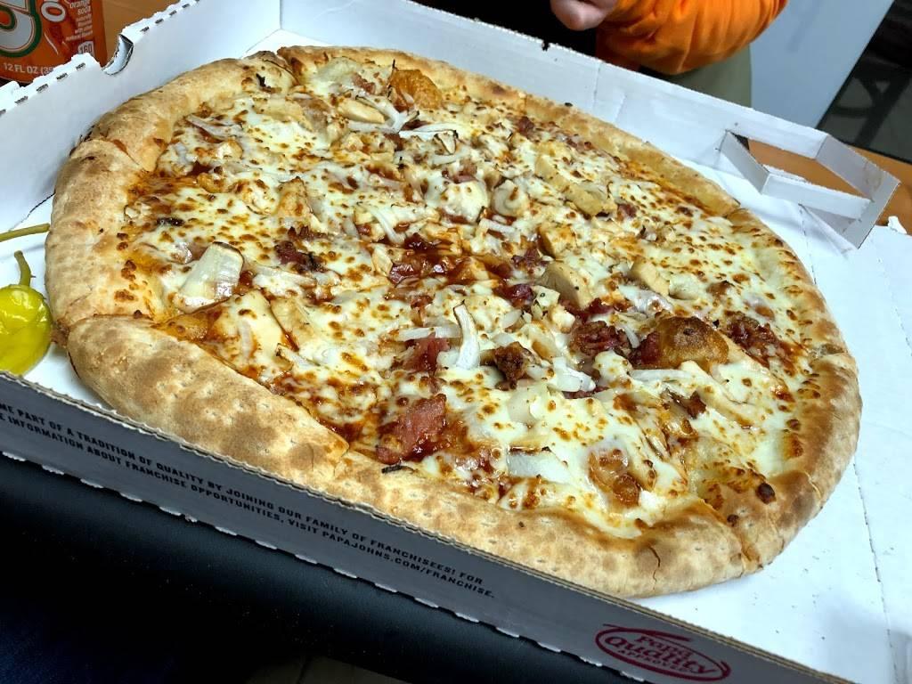 Papa Johns Pizza | restaurant | 40-12 Greenpoint Ave, Sunnyside, NY 11104, USA | 7187847272 OR +1 718-784-7272