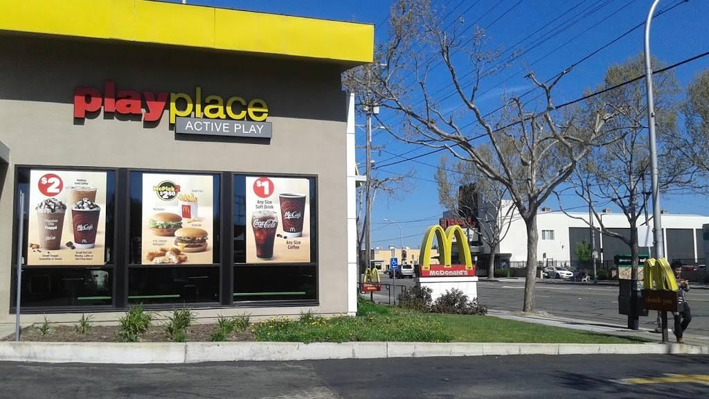 McDonalds   cafe   14823 E 14th St, San Leandro, CA 94578, USA   5103527722 OR +1 510-352-7722