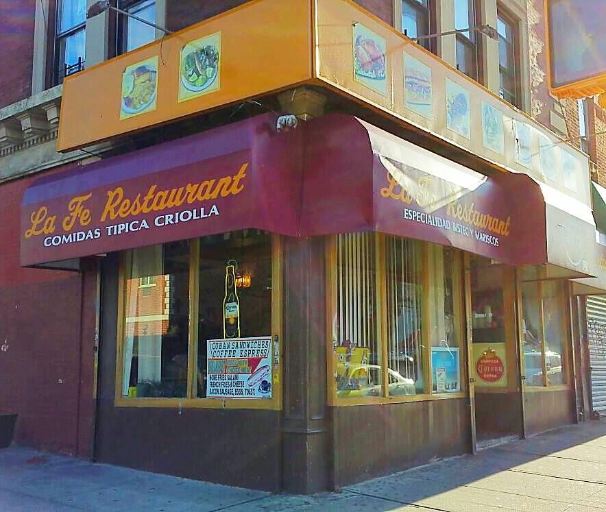 La Fe Restaurant | restaurant | 941 4th Ave, Brooklyn, NY 11232, USA | 7187880139 OR +1 718-788-0139
