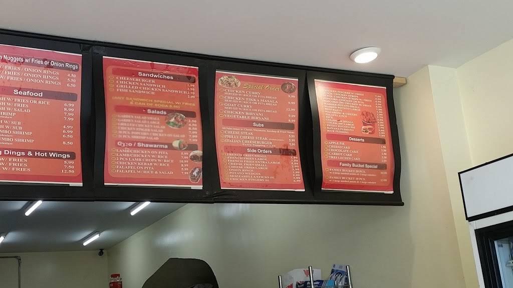 Crown Fried Chicken | restaurant | 33 W 4th St, Williamsport, PA 17701, USA | 5703229900 OR +1 570-322-9900