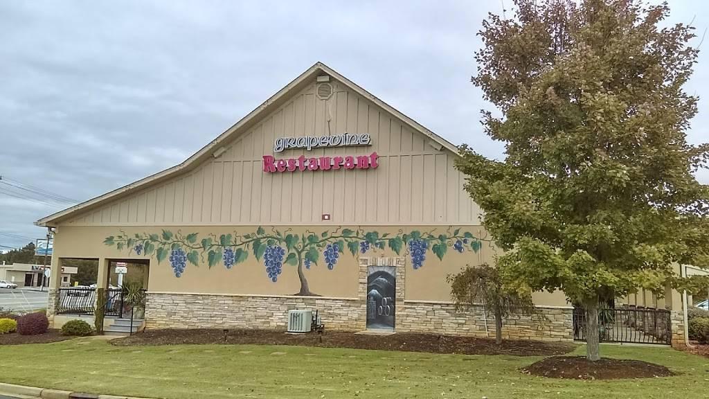Grapevine Restaurant LLC   restaurant   1926 Boiling Springs Rd, Boiling Springs, SC 29316, USA   8645787345 OR +1 864-578-7345