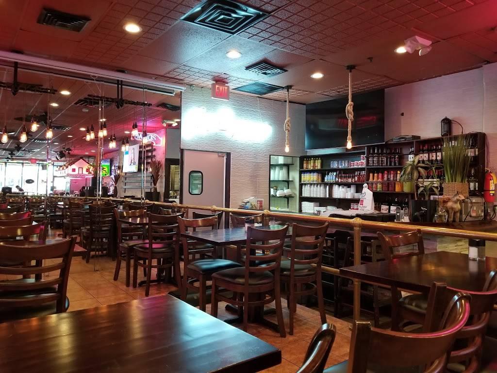 La Pupusa Loca | restaurant | 5910 Bergenline Ave, West New York, NJ 07093, USA | 2016629140 OR +1 201-662-9140