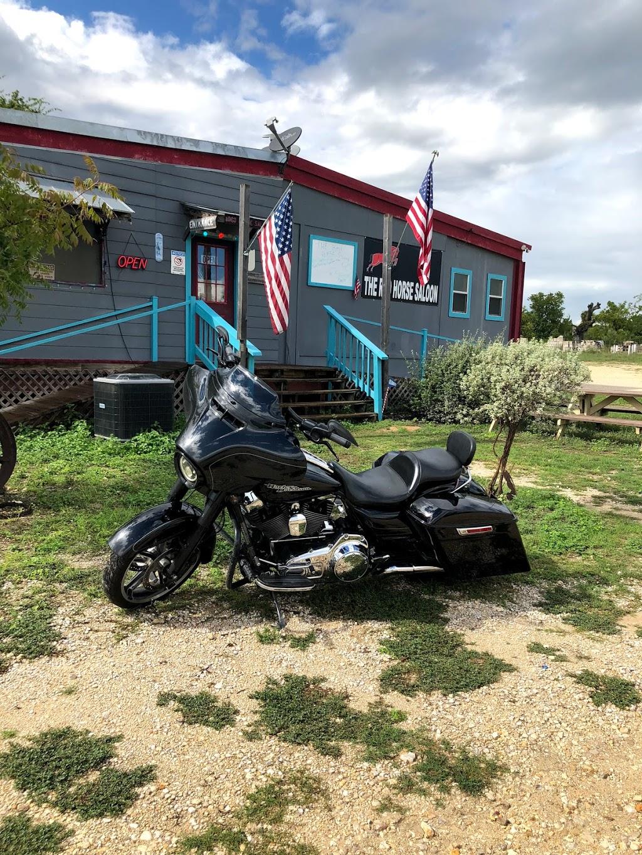 Red Horse Saloon | restaurant | 2440 TX-16, Bandera, TX 78003, USA | 8307963825 OR +1 830-796-3825