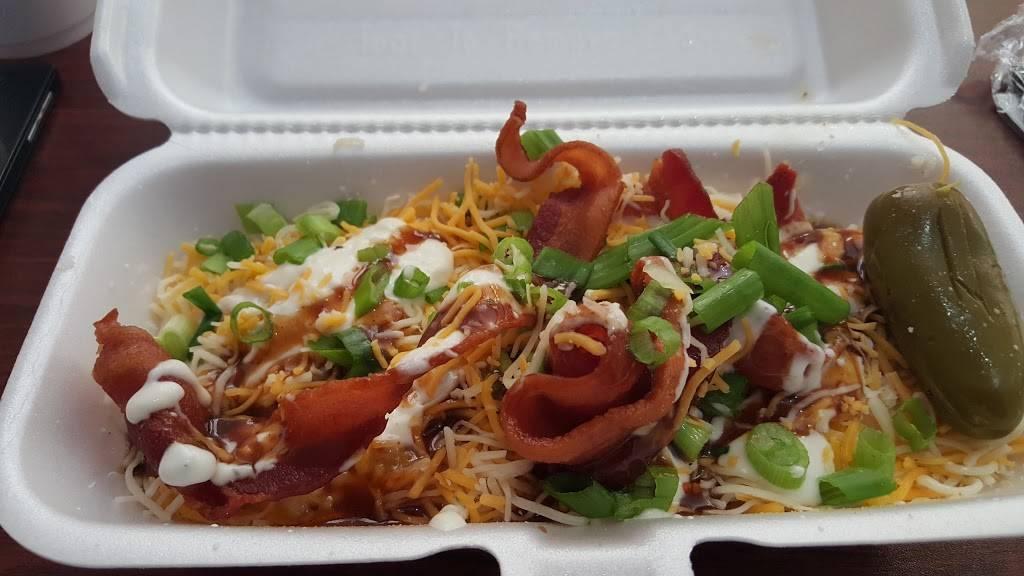 The Stuffed Baked Potato Factory | restaurant | 6362 Martin Luther King Blvd, Houston, TX 77021, USA | 8324879644 OR +1 832-487-9644