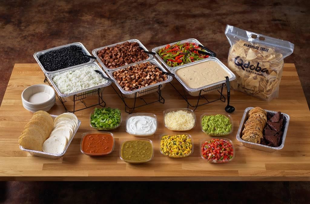 QDOBA Mexican Eats | restaurant | 101 Causeway St, Boston, MA 02114, USA | 6172480763 OR +1 617-248-0763