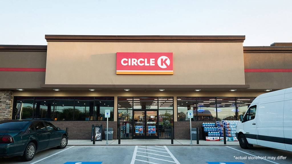 Circle K | meal takeaway | 2001 S Bridge St, Yorkville, IL 60560, USA | 6305533796 OR +1 630-553-3796