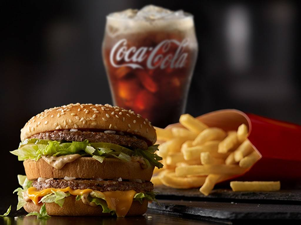 McDonalds | cafe | 688 8th Ave FRNT 1, New York, NY 10036, USA | 2122213863 OR +1 212-221-3863