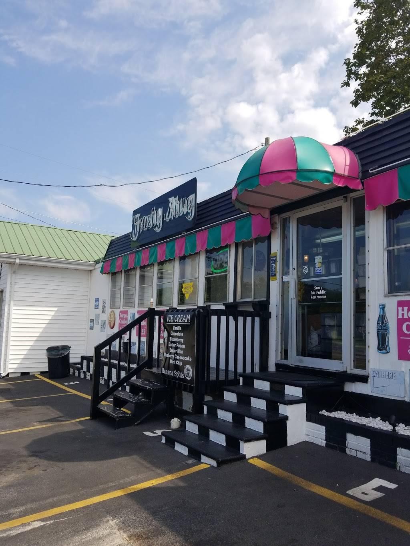 Frosty Mug Drive In   restaurant   350 Catalpa Ave, Harrogate, TN 37752, USA   4238690555 OR +1 423-869-0555