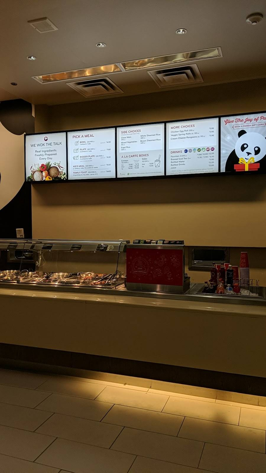 Panda Express | meal takeaway | 482 Chicago Ridge Mall, Chicago Ridge, IL 60415, USA | 7082292591 OR +1 708-229-2591