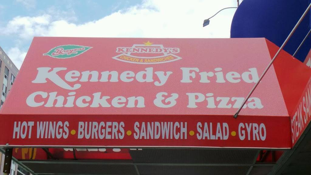 Kennedy Fried Chicken | restaurant | 2232 3rd Ave, New York, NY 10035, USA | 2127225420 OR +1 212-722-5420