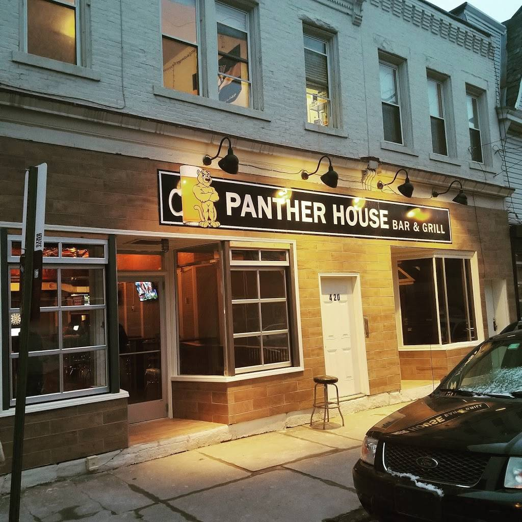 Panther house bar and grill | restaurant | 418 Semple St, Pittsburgh, PA 15213, USA