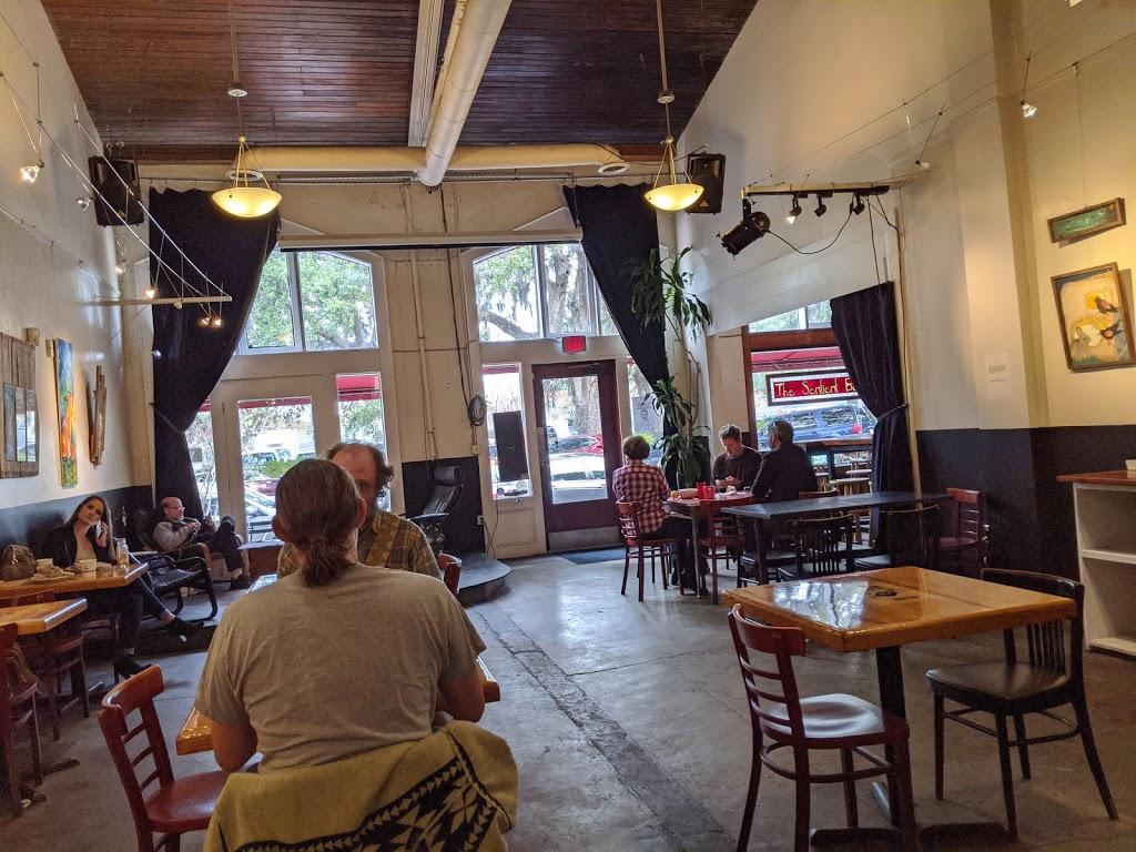 The Sentient Bean   bakery   13 E Park Ave, Savannah, GA 31401, USA   9122324447 OR +1 912-232-4447