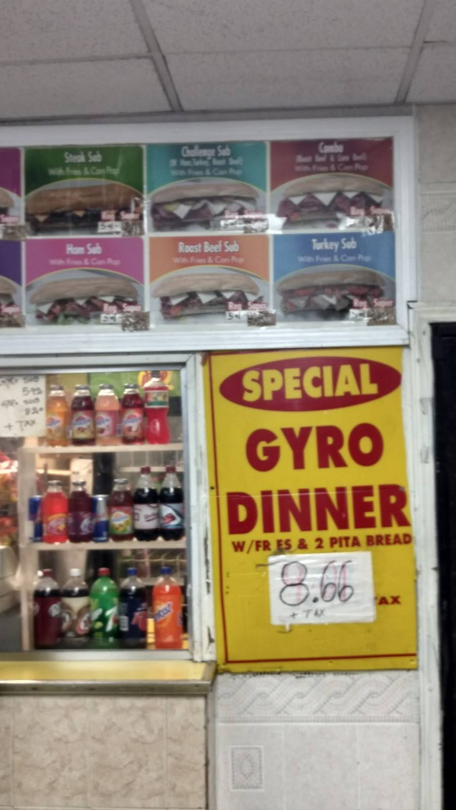 Union Submarine Shop   meal takeaway   110 E 51st St, Chicago, IL 60615, USA   7733732040 OR +1 773-373-2040