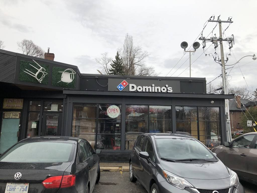 Dominos Pizza   meal delivery   2685 Yonge St #1, Toronto, ON M4N 2H8, Canada   4164856666 OR +1 416-485-6666