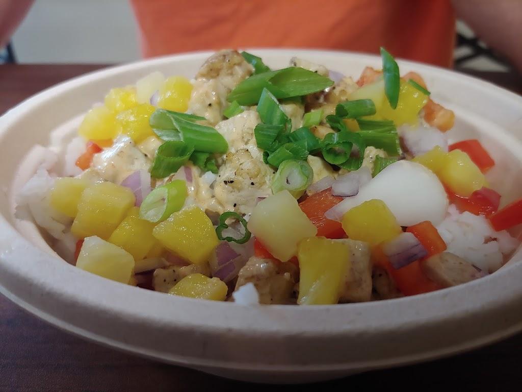 Pineapple Express Rice Bowls | restaurant | 224 E Garden St Suite 6, Pensacola, FL 32502, USA | 8503326478 OR +1 850-332-6478