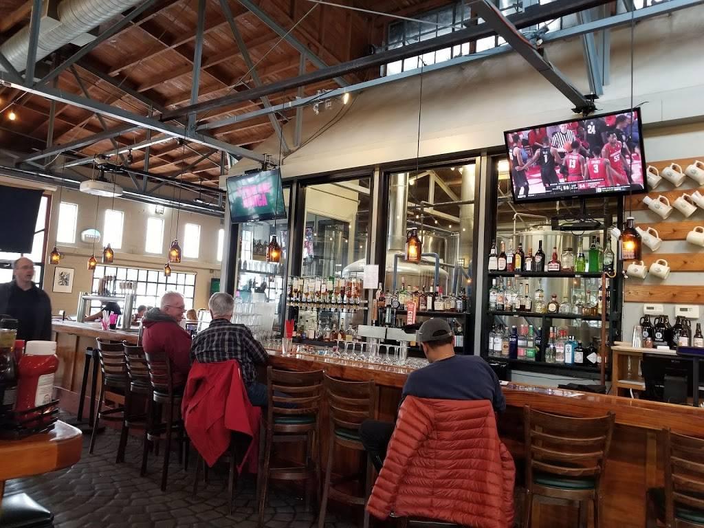 Tied House Restaurant 954 Villa St Mountain View Ca 94041 Usa