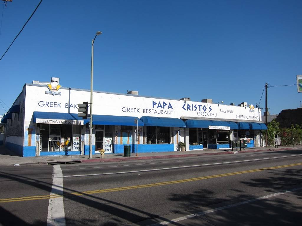 Papa Cristos Greek Grill | meal delivery | 2771 W Pico Blvd, Los Angeles, CA 90006, USA | 3237372970 OR +1 323-737-2970