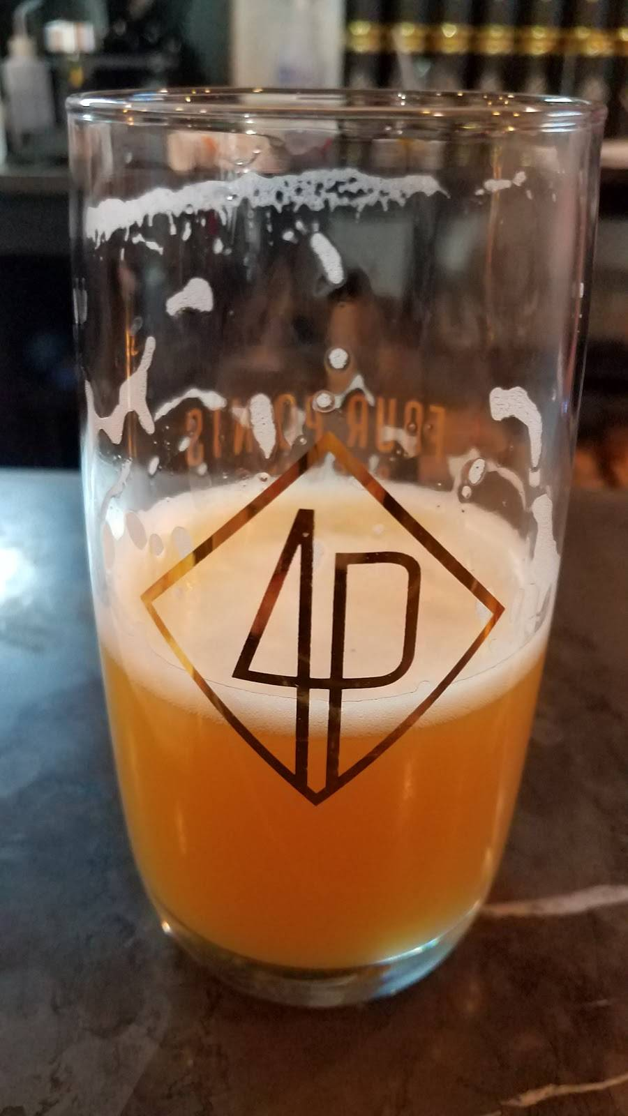 Four Points Brewing | restaurant | 400 Washington Ave, Charleroi, PA 15022, USA