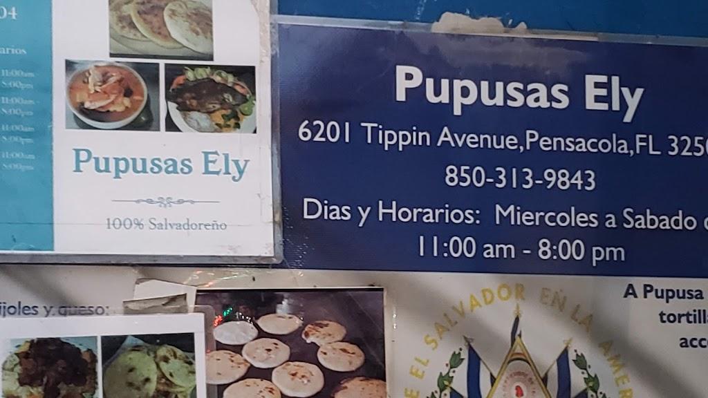 Pupusas Ely   restaurant   6201 Tippin Ave, Pensacola, FL 32504, USA