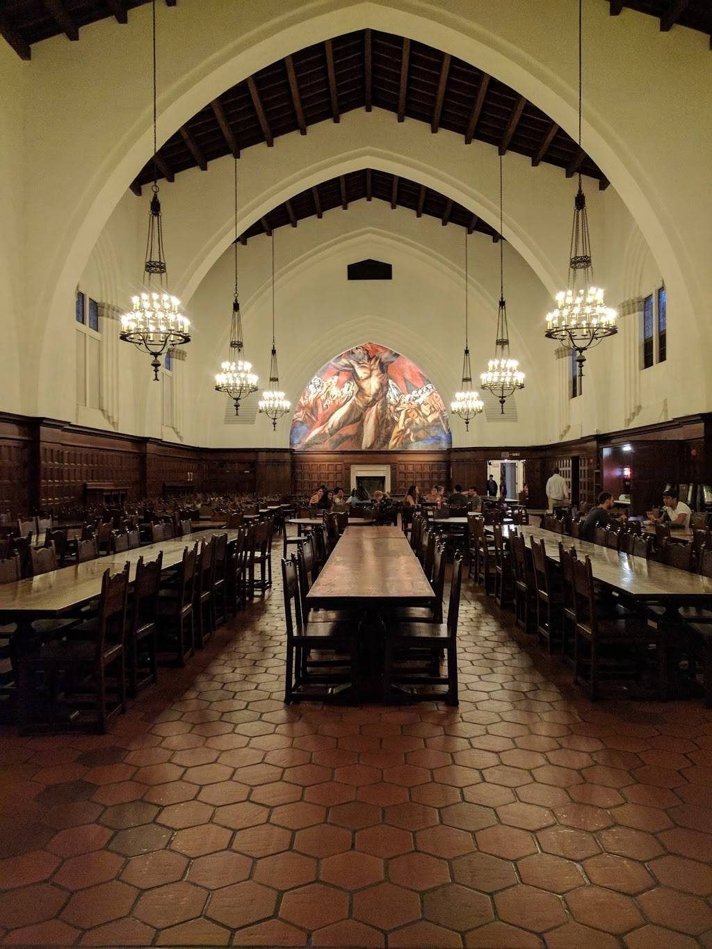 Frary Dining Hall   restaurant   347 E 6th St, Claremont, CA 91711, USA   9096079280 OR +1 909-607-9280