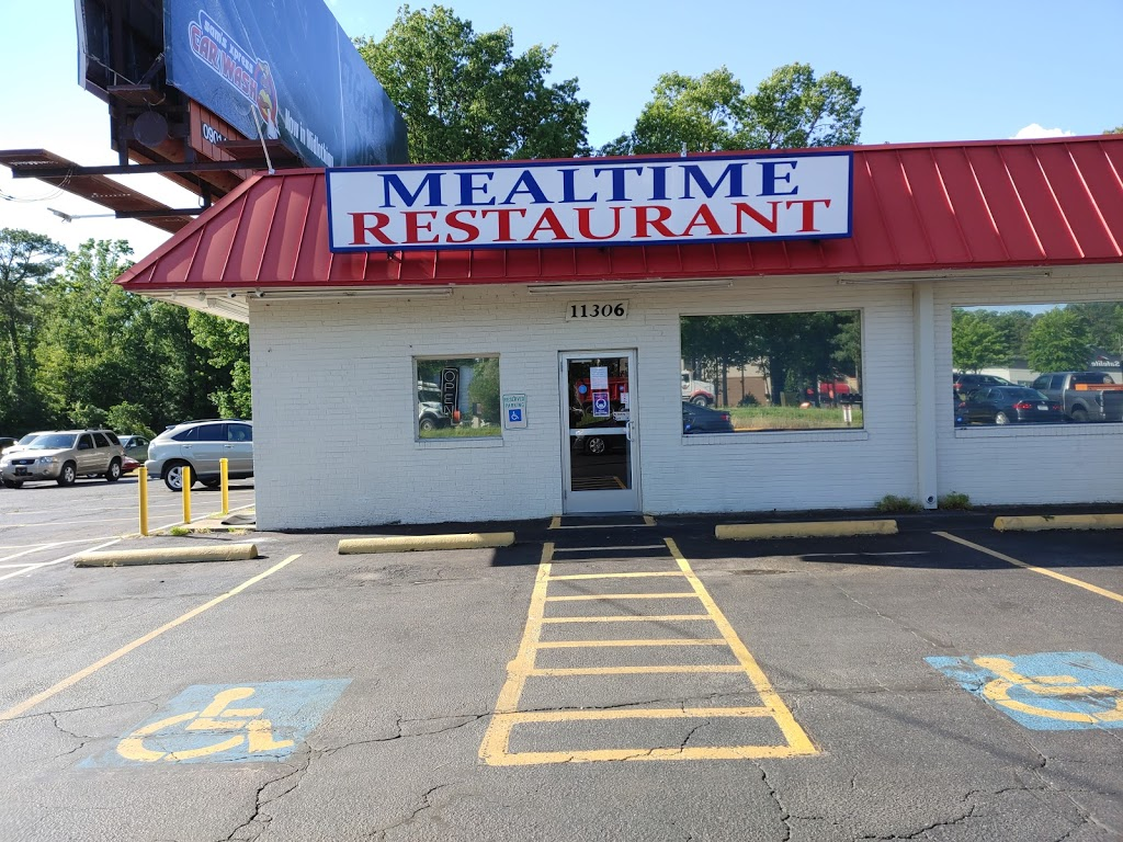 Mealtime Restaurant   restaurant   11306 US-360, Midlothian, VA 23112, USA   8043037132 OR +1 804-303-7132