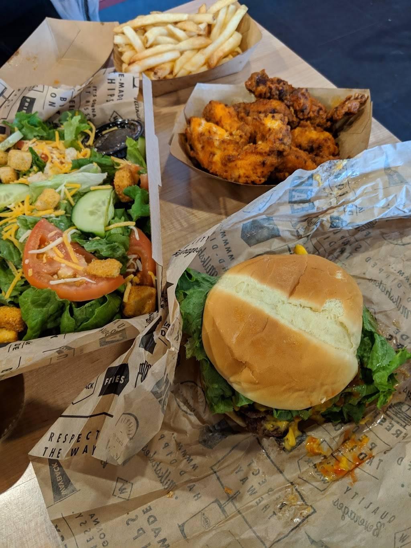 Wayback Burgers   restaurant   83 Plaza Center, Secaucus, NJ 07094, USA   2012934654 OR +1 201-293-4654