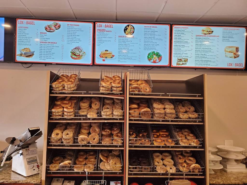 Lox N Bagel   bakery   21065 Powerline Rd Suite A6, Boca Raton, FL 33433, USA   5612458363 OR +1 561-245-8363