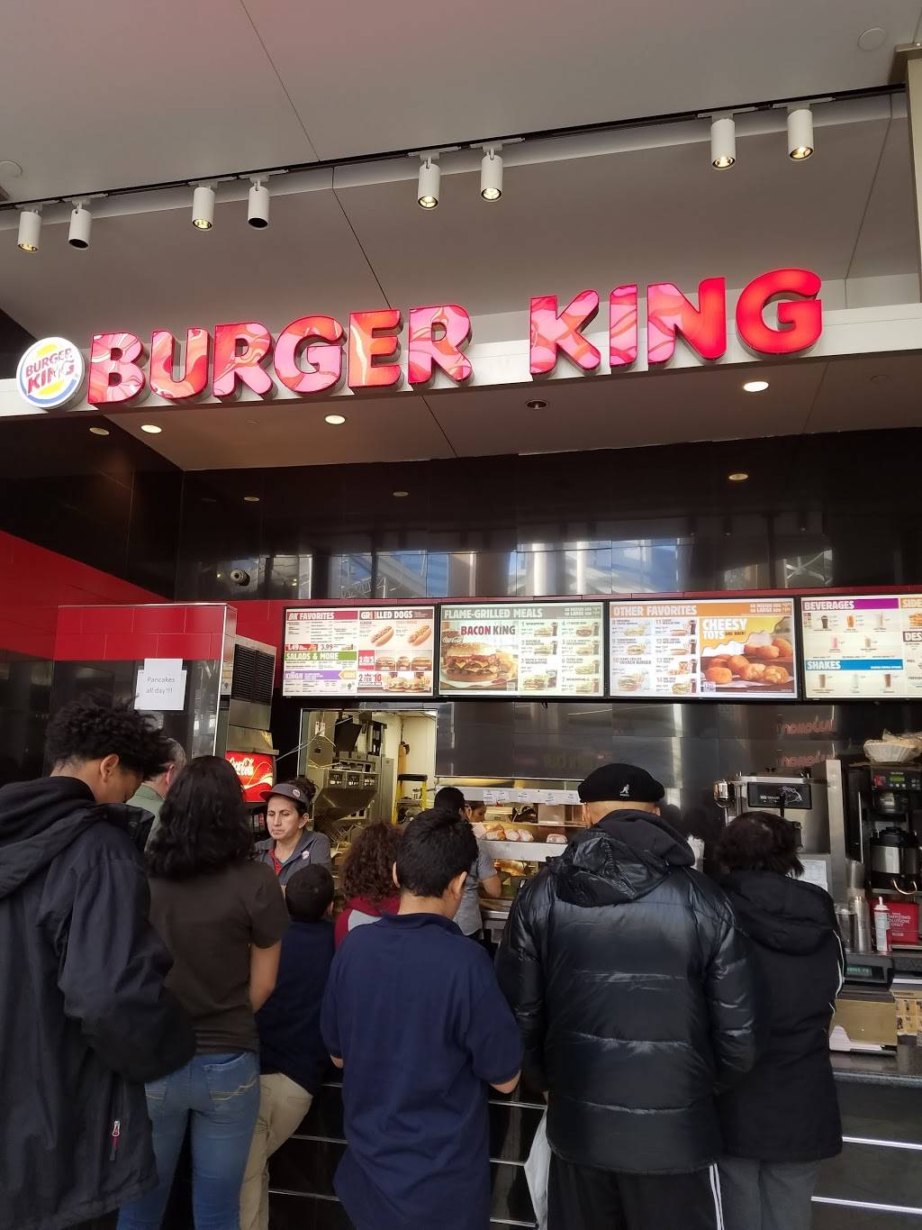 Burger King | restaurant | 30 Mall Dr W, Jersey City, NJ 07310, USA | 2016268910 OR +1 201-626-8910