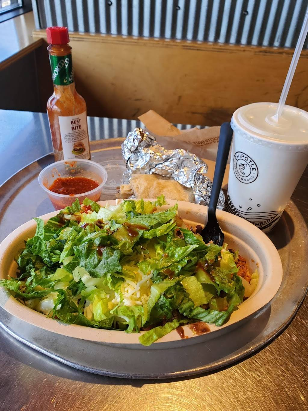 Chipotle Mexican Grill | restaurant | 5079 N Academy Blvd, Colorado Springs, CO 80918, USA | 7195320900 OR +1 719-532-0900