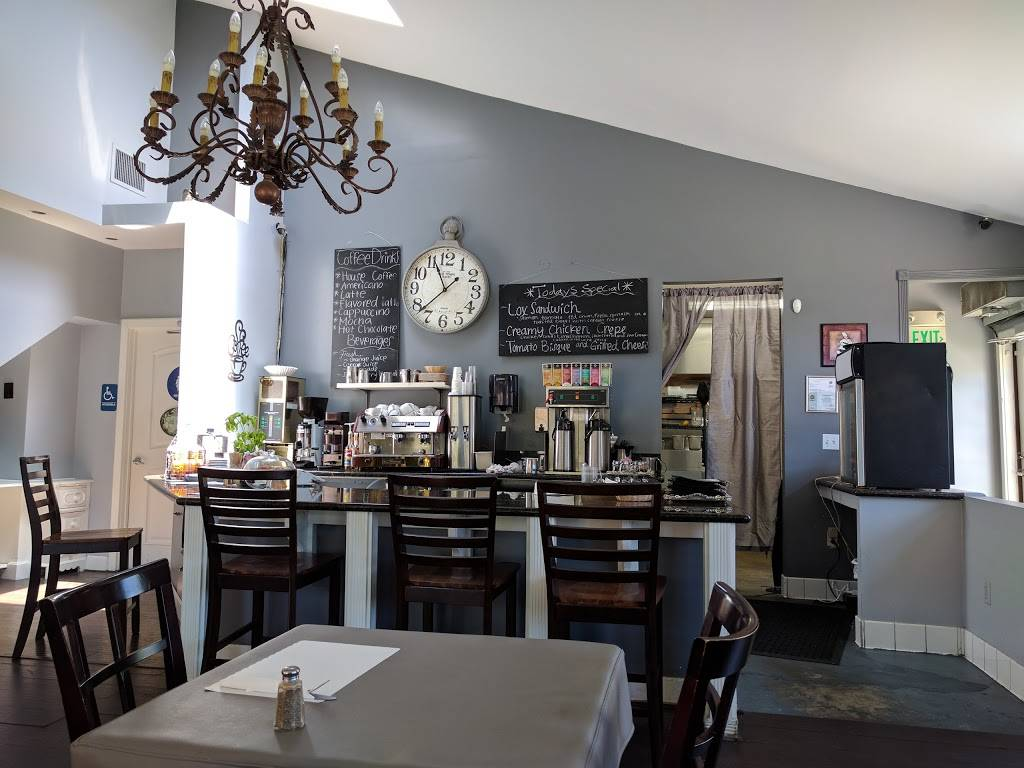 The Crepery Cafe | cafe | 810 Silver Spur Rd, Rolling Hills Estates, CA 90274, USA | 3102650460 OR +1 310-265-0460