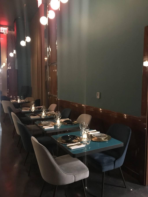 MAVSOHO | restaurant | 525 Greenwich St, New York, NY 10013, USA | 2126081211 OR +1 212-608-1211