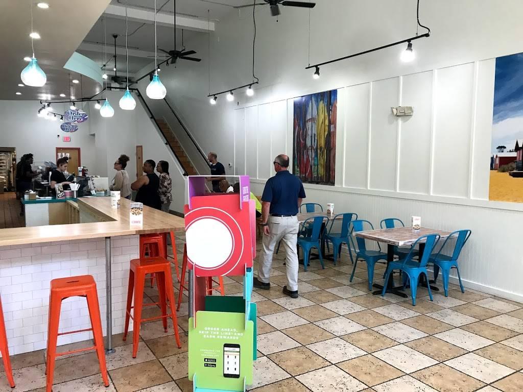 Tropical Smoothie Cafe | restaurant | 265 Granby St, Norfolk, VA 23510, USA | 7576249400 OR +1 757-624-9400