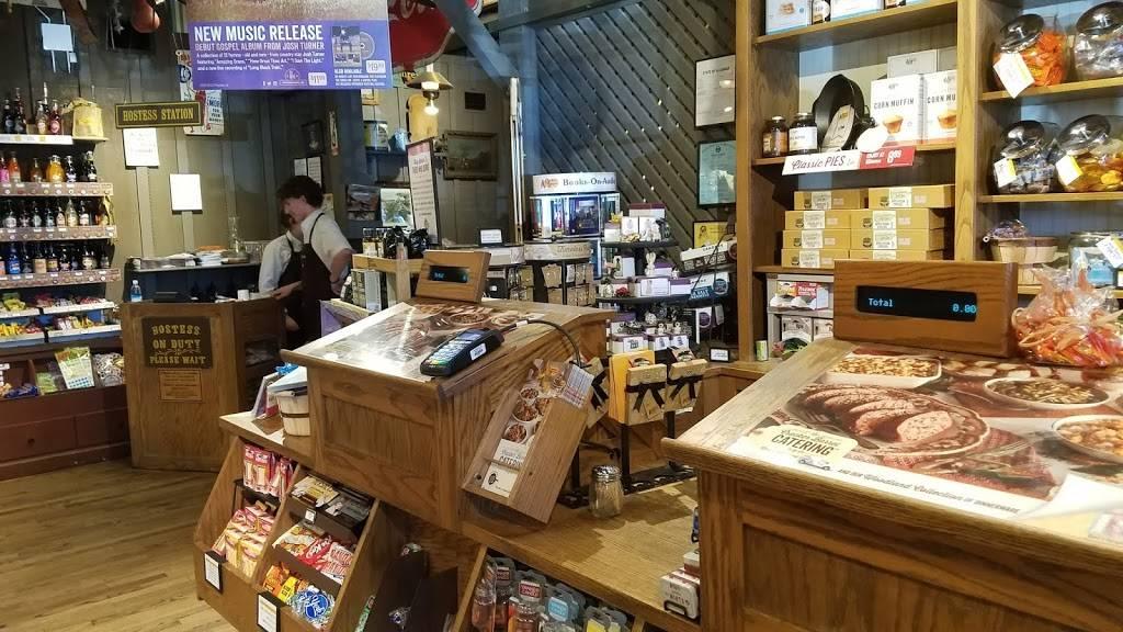 Cracker Barrel Old Country Store Restaurant 6020 Al