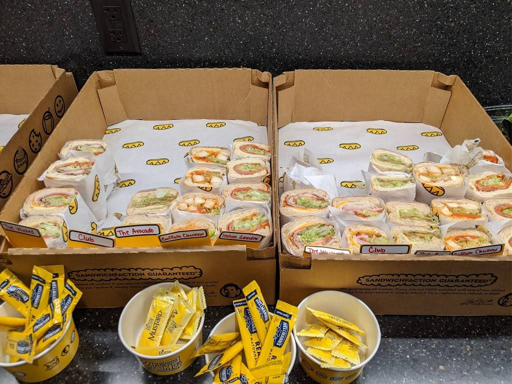 Which Wich Superior Sandwiches   meal delivery   155 Granby St, Norfolk, VA 23510, USA   7572239424 OR +1 757-223-9424
