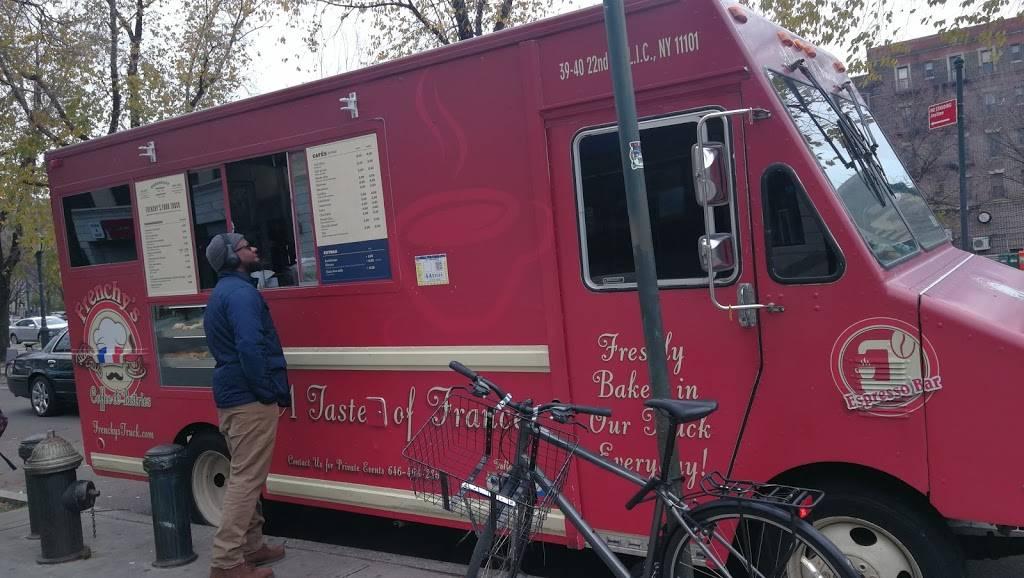 Frenchys Food Truck | restaurant | 333 Eastern Pkwy, Brooklyn, NY 11216, USA | 6464682861 OR +1 646-468-2861