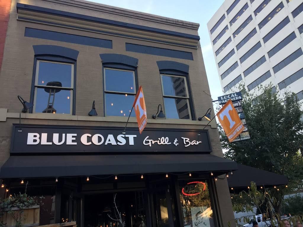 Bluecoast | restaurant | 37 Market Square, Knoxville, TN 37902, USA | 8652432300 OR +1 865-243-2300